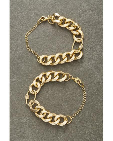 Βραχιόλι Gold Chain