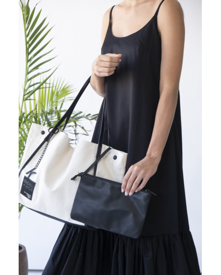 Shopping Τσάντα Μπεζ BY KENDALL+KYLIE