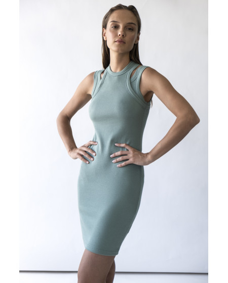Φόρεμα Μίνι Βαμβακερό