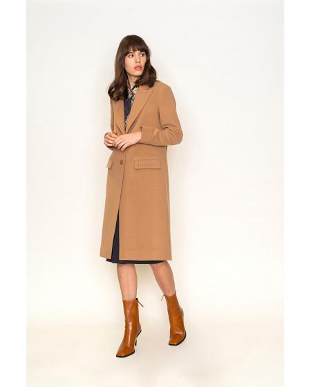 Παλτό Camel Tailored
